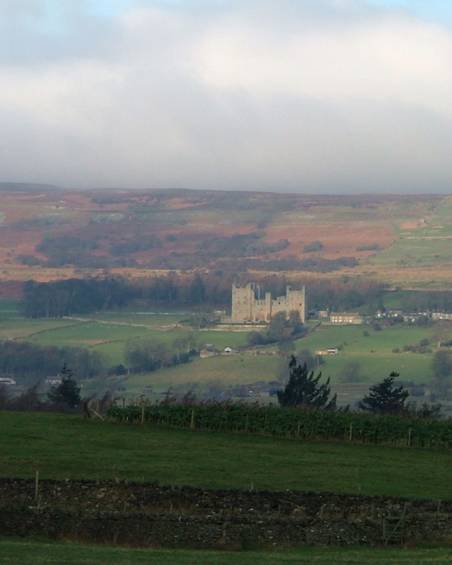 Bolton-Castle-from-Moors-above-Swinnithwaite